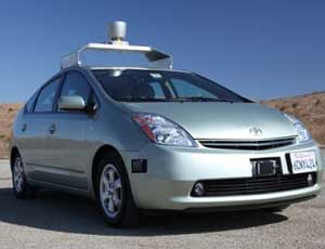 Goole's Self Driving Car